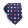 navy_pink_polka_dot_neck_tie_rack_australia