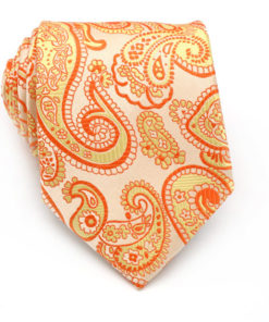orange_paisley_neck_tie_australia