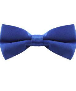 royal_blue_matte_non_shiny_bow_tie_rack_australia_online