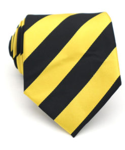 yellow_black_striped_neck_tie_rack_australia