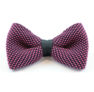 black_pink_knitted_knit_bow_tie_rack_australia_online