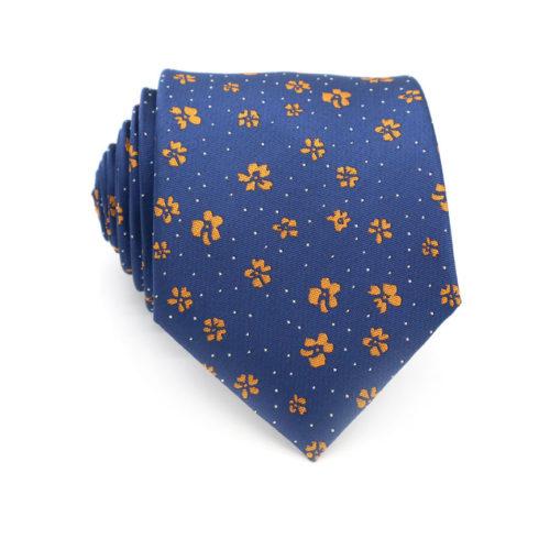 blue_orange_mini_floral_neck_tie_rack_australia.jpg