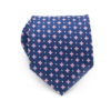 navy_blue_pink_floral_neck_tie_rack_australia_online
