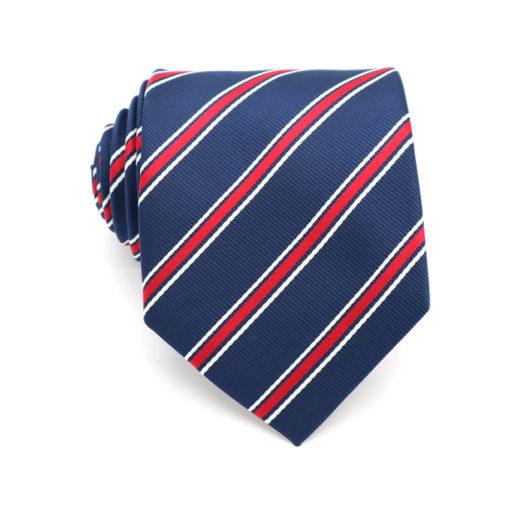 navy_red_striped_neck_tie_rack_australia_online