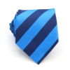 striped navy and blue neck tie rack australia