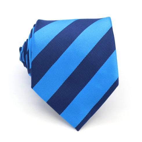 striped navy and blue neck tie rack australia