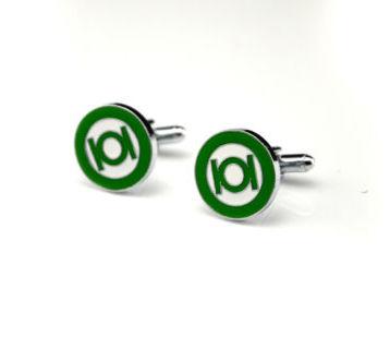 green_lantern_cufflinks